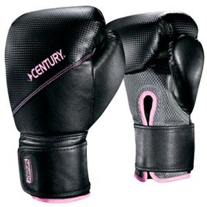 Century Womens Wrist Wrap Training Gloves