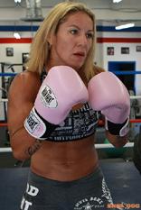 Cris Santos-Pink Gloves