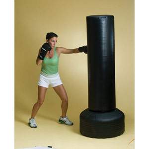 freestanding heavy bag