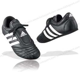 top of Adidas Kick Boxing Shoes
