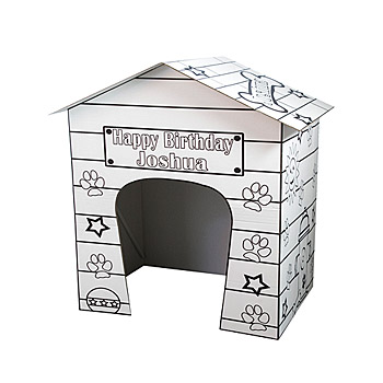 color-your-own-doghouse