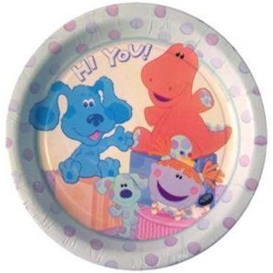 blues-clues-plate