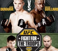 ufc UFC Fight For The Troops