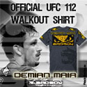 Demain Maia Official Walkout Shirts