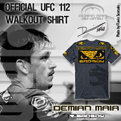 Demain Maia Official Walkout Shirts