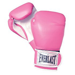 Everlast- Pink Boxing Gloves