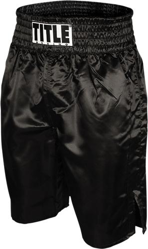 title-boxing-shorts-black