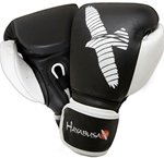 leather speed bag gloves