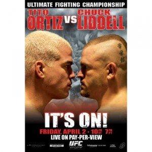 Liddell vs Ortiz